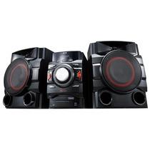 Mini System Cm4650 X Boom Pro Mp3 2 Usb Multi Bluetooth Lg