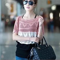 Blusas Tejida Moda Japonesa Asiática
