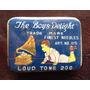 Puas P/ Gramófono Vitrola The Boys Deligt Loud Tone En Caja