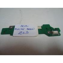 Placa Power Do Notebook Acer Aspire 3000 Zl5