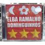 Elba Ramalho Dominguinhos Cd Original Estado Impecável