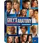 Grey´s Anatomy Oitava Temporada Completa 6 Dvd
