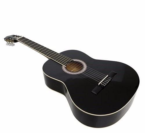 Guitarra Acustica Yamaha C40 Negra