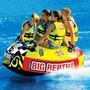 Inflable De Arrastre Sportsstuff Big Bertha 193cm 4 Personas