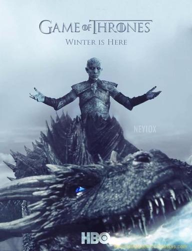 Dvd Game Of Thrones 7° Temporada Frete Gratis - R$ 21,99 em ...
