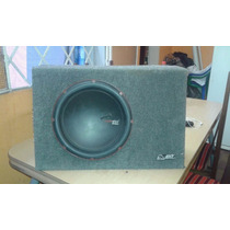 Woofer 12 Audio Pipe Mas Potencia Boss Riot R2504m 1400watt