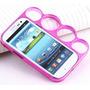 Case Bumper Nudillos Para Samsung Galaxy Galaxy S3