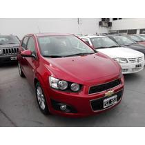 Chevrolet Sonic 1.4 Ltz 5 Ptas - Jorge Lucci 154960 3863!!