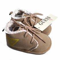 Exclusivas!!! Zapatitos Guess Baby Super Abrigo Importados!!