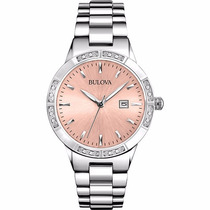 Relógio Feminino Bulova Analógico Social Wb27743x - Promoção