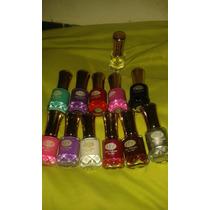 Esmaltes De Uñas Nail Polish Colores Modernos Por Docena