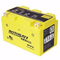 Bateria De Gel Motobatt Mtx7a 7,0ah Kymco 125 Jockey People