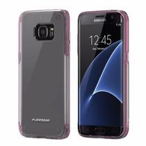 Funda Pure Gear Pro Slim Shell Galaxy S7 Edge Orilla Rosa