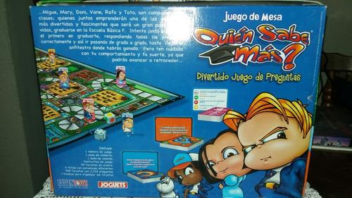 Juegos De Mesa Para Ninos Y Ninas Varios Bs 80 00 En Mercado Libre