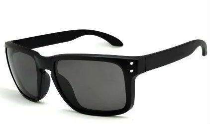 4e3f650a0c3b1 Oculos Quadrado Masculino Famoso Espelhado 2017 Preto Marrom - R  34,38 em  Mercado Livre