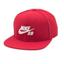 Boné Nike Sb Icon Snapback Vermelho