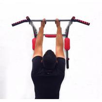 Barra Dominadas 6 En 1 Multi Gym Crossfit Trx, Uso Rudo