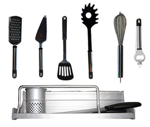 Set de 9 utensilios de cocina rebajas en for Utensilios medidores cocina