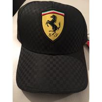 Gorra Ferrari F1 Official Licensed Product
