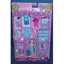 Juguete Polly Pocket Brillo Y El Glamour Admiten Boutique C