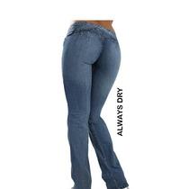 Pantalon Levanta Cola Mujer Tallas 6 A 16 Repelente Al Agua
