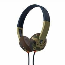 Auriculares Skullcandy Uproar On-ear W/tap Tech Camo Navy
