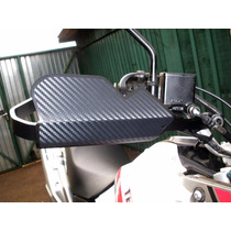 Protetor De Mão Yamaha Ténéré Xtz 250 Em Alumínio / Carbono