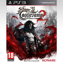 Castlevania Lord Of Shadows 2 + 2 Trajes Ps3 Master_g