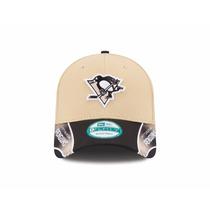 Gorra Ajustable Nhl Pittsburgh Penguins New Era Original