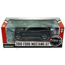 Greenlight 2010 Ford Mustang Gt Escala 1/18 Limited Edition