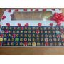 Bombones De Chocolate Personalizados Rellenos (letras)