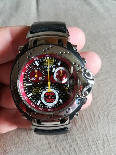 ba8016f08ff Relógio Tissot T-race Moto Gp Original - R  2.150
