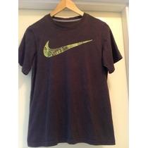 Nike Original Franela De Niño Adolescente, Talla L. Perfecta