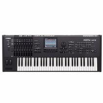 Teclado Yamaha Sintetizador Motif Xf6