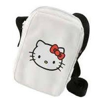 Estuche Hello Kitty Para Camara Digital