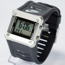 Relógio Esportivo Digital Nike Hammer 90 Pulseira Emborracha