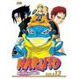 Novo Hq Gibi Manga Naruto Masashi Kishimoto Gold Edition 13