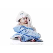 Toalla Albornoz Italiano Baño Para Bebe Quaranta Settimane