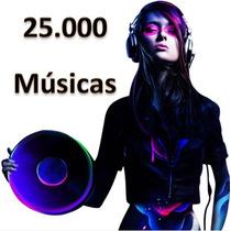 30 Dvds, Kit Dj, 25.000 Músicas Mp3,festas,atualizado! 120gb