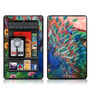 Coral Peacock Design Protective Decal Skin Sticker (matte S