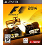 F1 2014 Formula 1 2014 Ps3