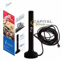 Antena Digital Interna Indusat Ai-950i Vhf/uhf/fm/hdtv 5m