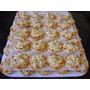 100 Mini Pizzas Congeladas - Pré Assadas - Produto Pronto!
