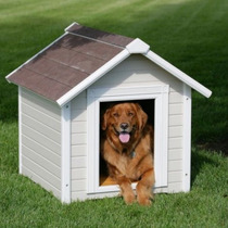 Casa De Perro De Lujo Precisión Quinta Residencial - Grande