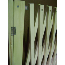 Puerta Seguridad Escalera Reforzada Plegable Tijera Envios!