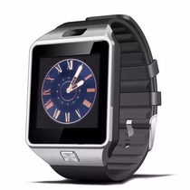 Smart Watch Reloj Telefono Gsm Sd Camara Memoria Msn Llamada
