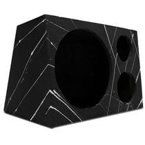 Caixa Trio Falante 12 Pol 45 Litros C/ Bate Pedra Universal