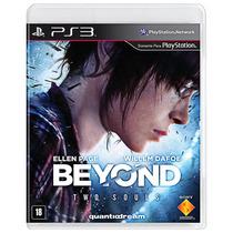 Jogo Beyond: Two Souls Com Conteúdo Exclusivo Para Ps3