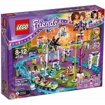 Lego Friends 41130 Parque De Diversões Com Montanha Russa