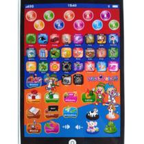 Mini Tablet Infantil Patati Patata Interativo Eduacativo